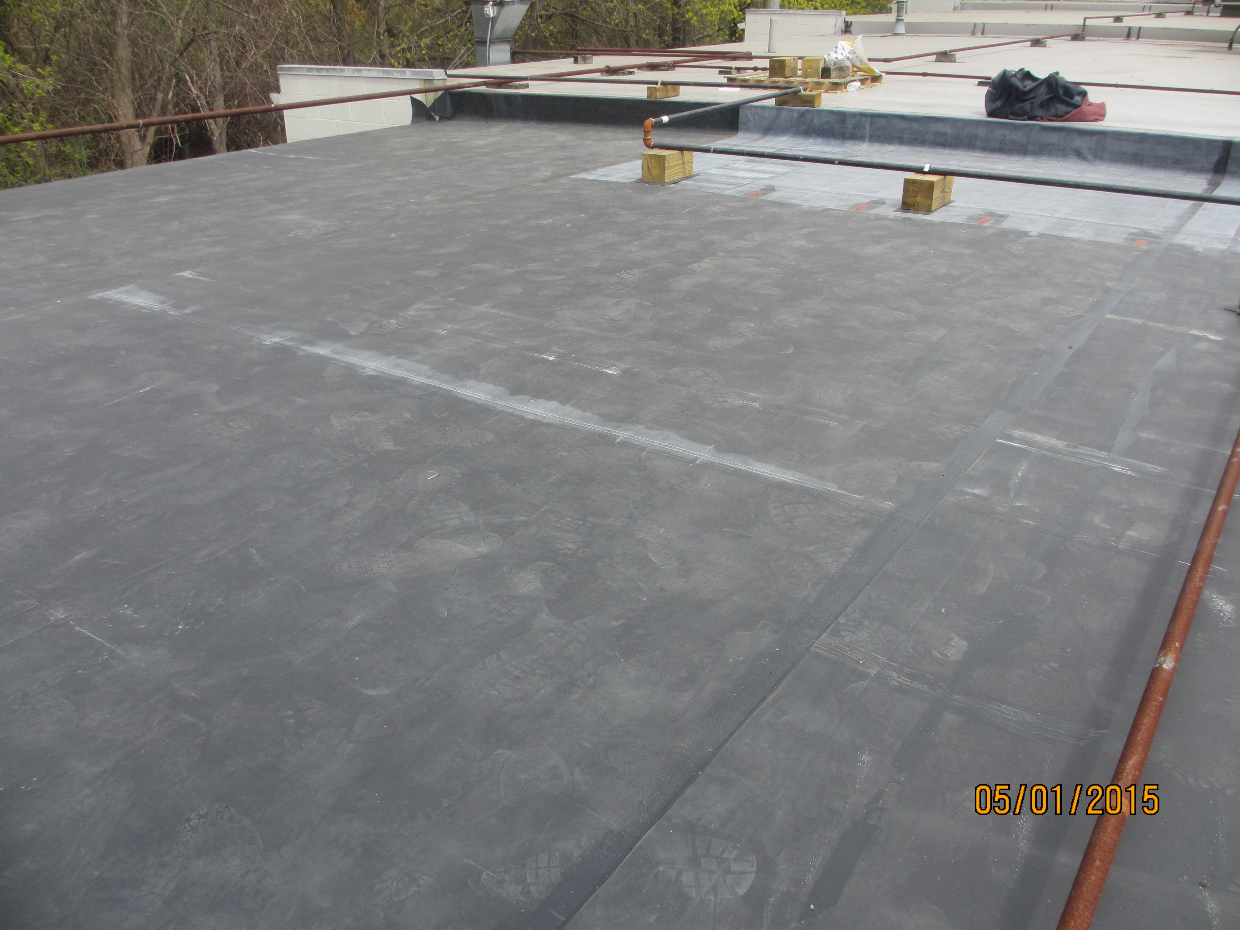 CT Flat Roof Repair